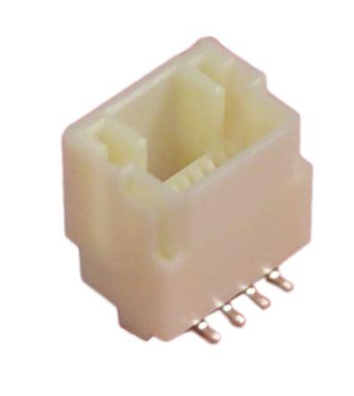 JST , NSH, 4 Way, 1 Row, Straight PCB Header (10)