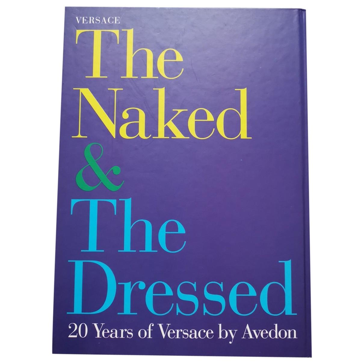 Versace - Mode   pour lifestyle en coton - multicolore