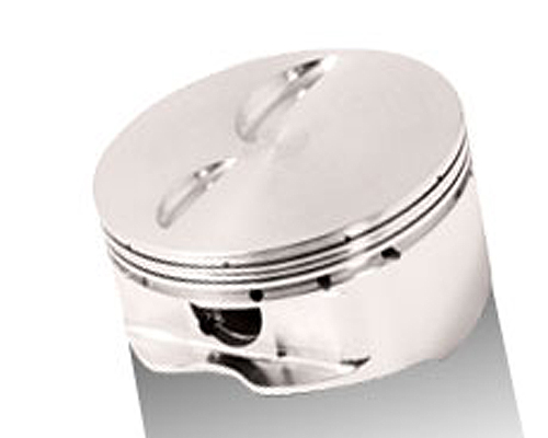 JE Pistons 173618 350 SBC ULTRA FT GP Set of 8 Pistons