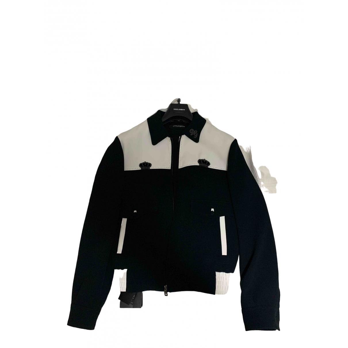 Dolce & Gabbana \N Jacke in  Bunt Wolle