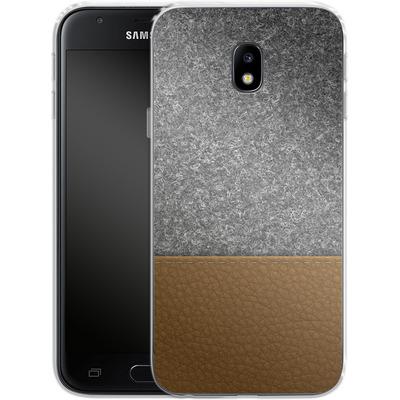 Samsung Galaxy J3 (2017) Silikon Handyhuelle - Scandinavian von caseable Designs