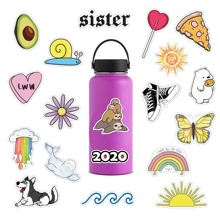 75pcs Mixed Pattern Sticker