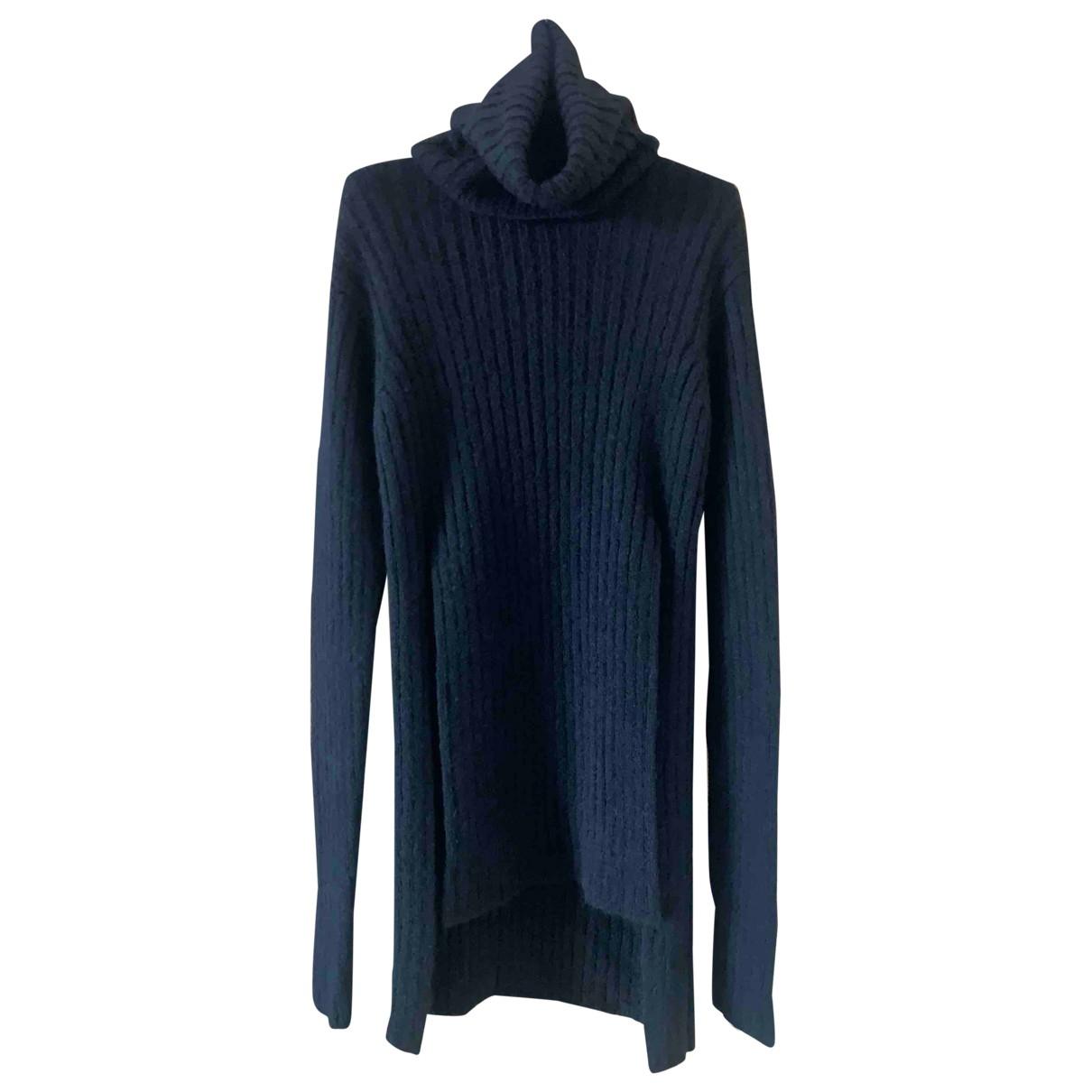 Balmain - Pull   pour femme en laine - noir