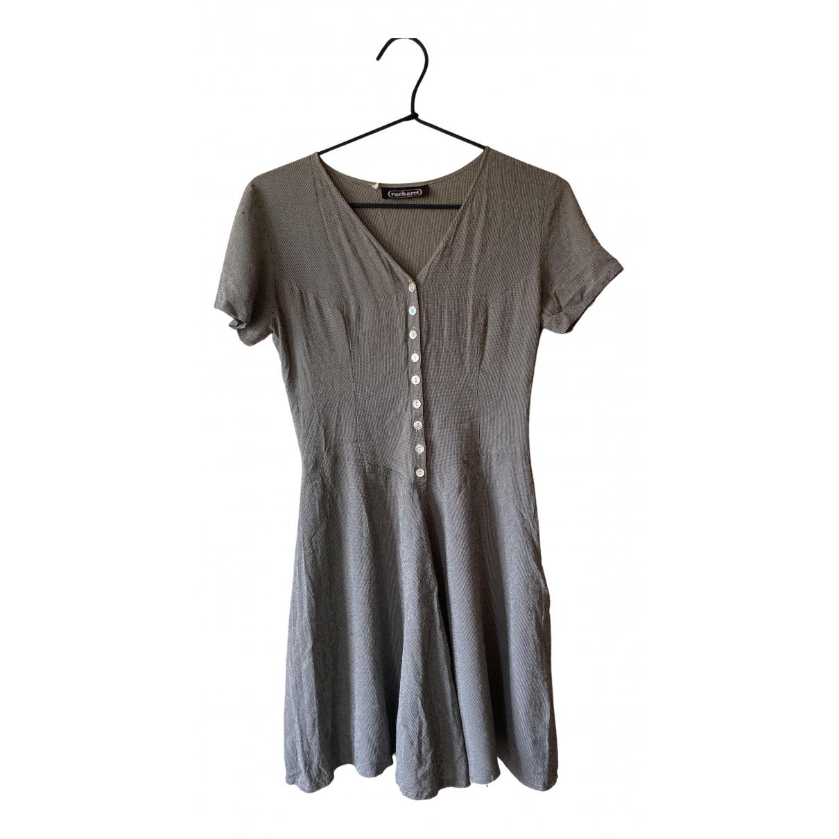 Cacharel \N Grey dress for Women 36 FR