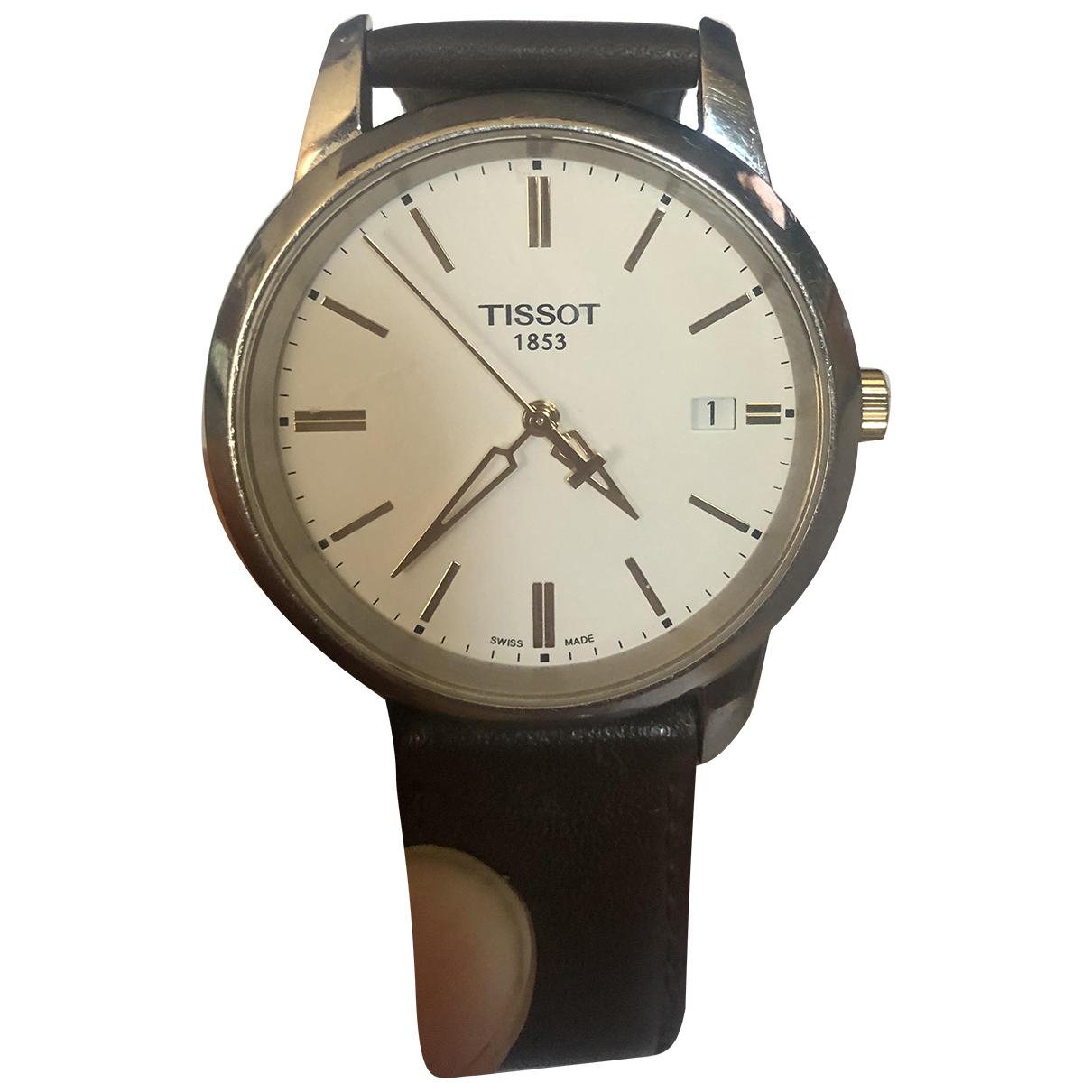 Tissot N Brown Steel watch for Women N