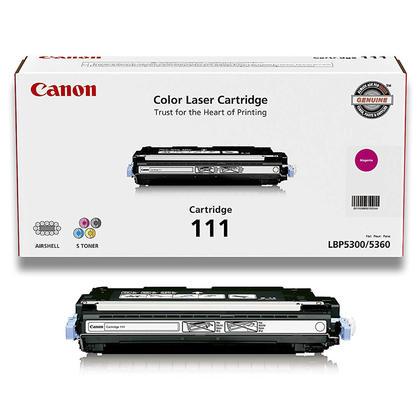 Canon 111M 1658B008 1658B001AA cartouche de toner originale magenta