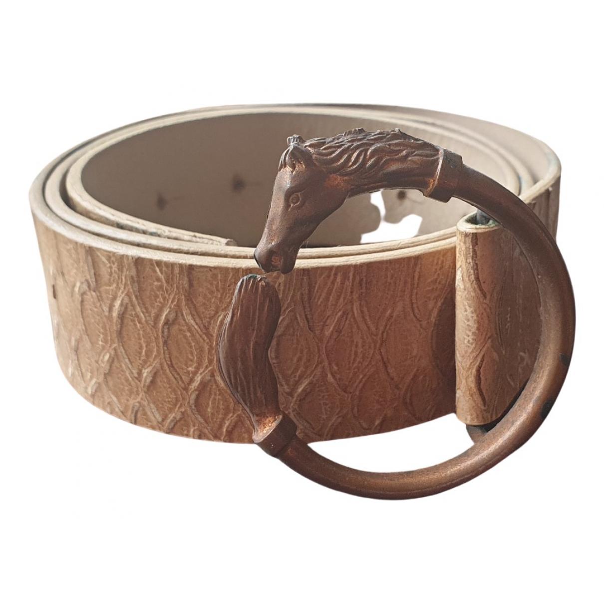 Cinturon de Cuero Just Cavalli