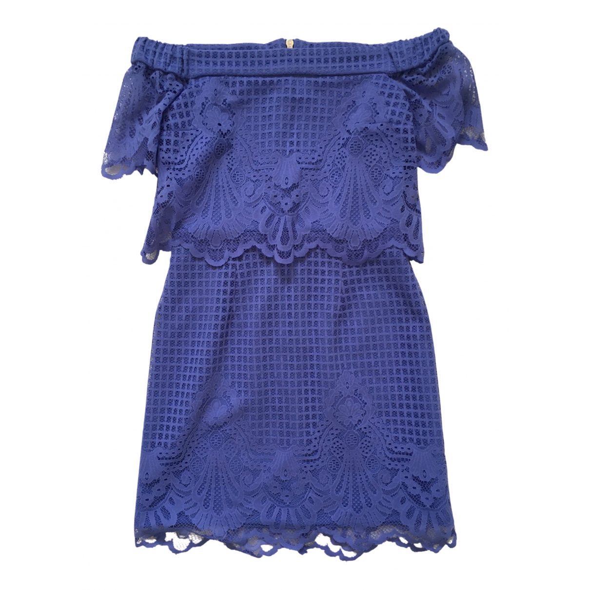 Tophop \N Kleid in  Lila Polyester