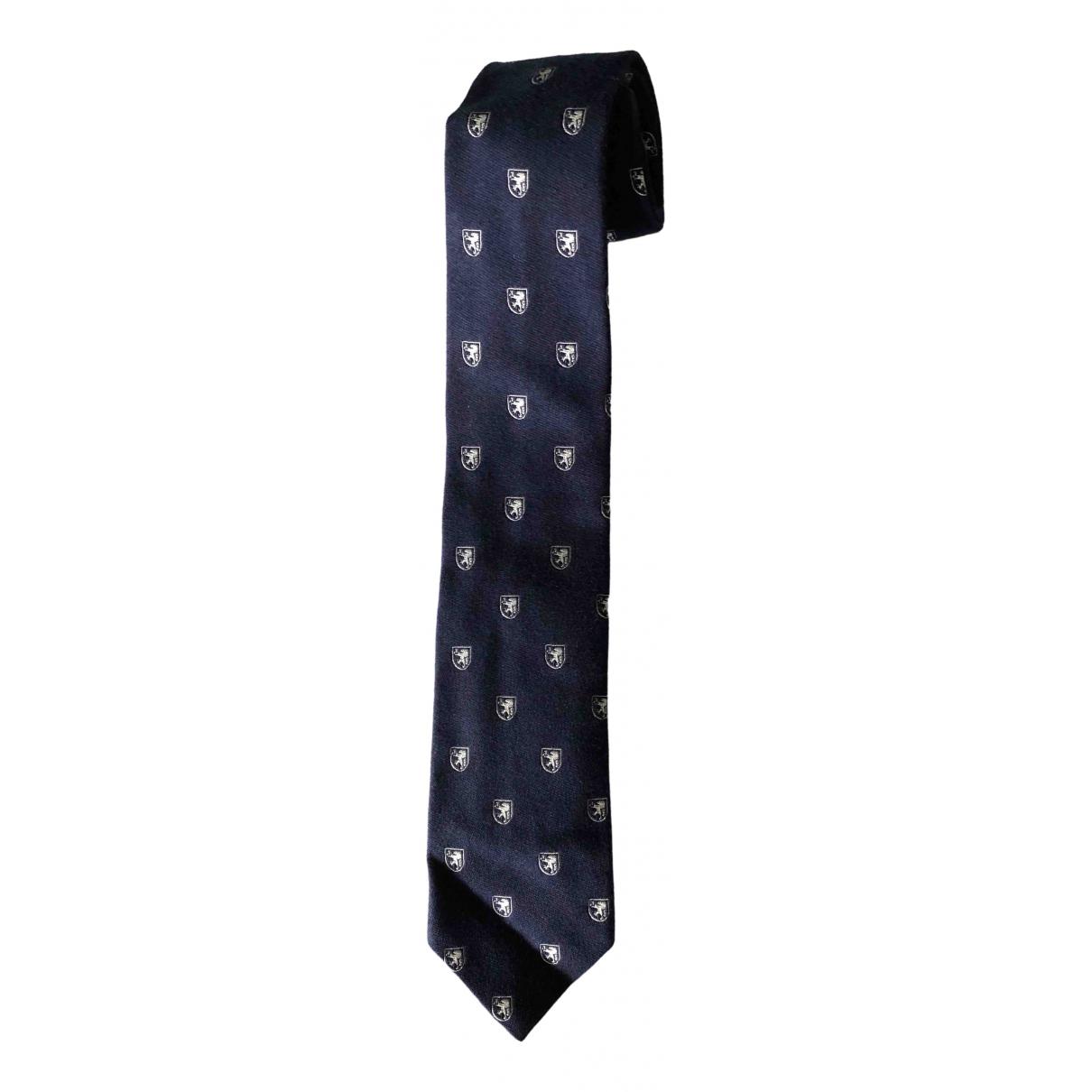 Polo Ralph Lauren \N Krawatten in  Blau Wolle