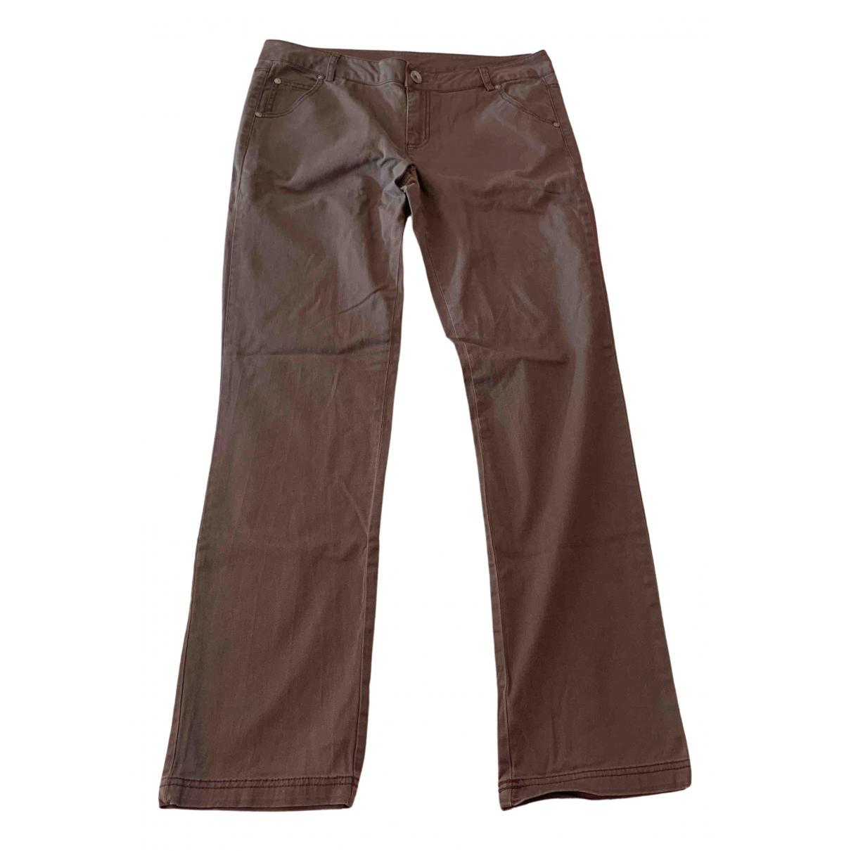 Pantalon recto Benetton
