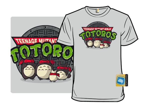 Turtle Neighbors T Shirt