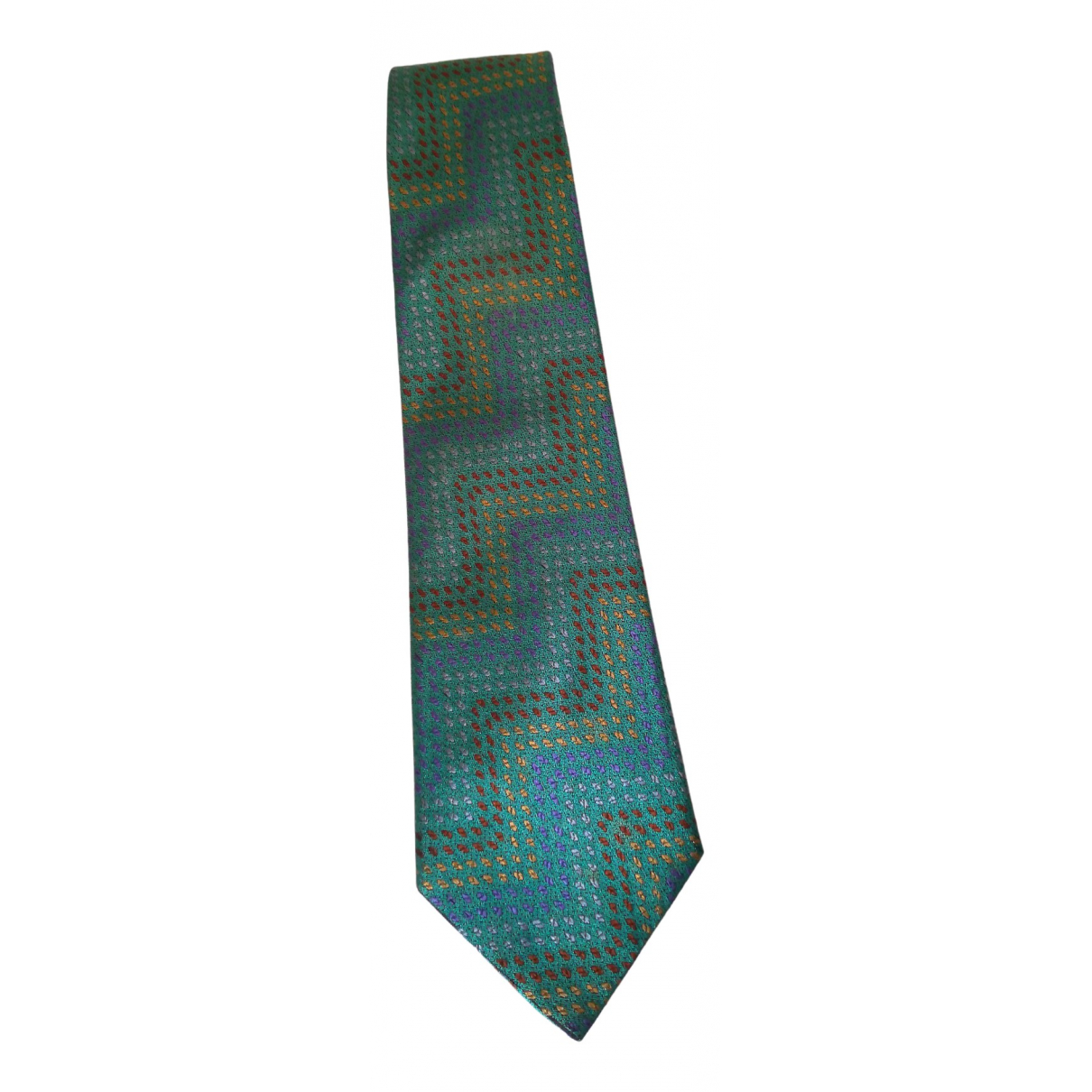 Missoni N Multicolour Silk Ties for Men N