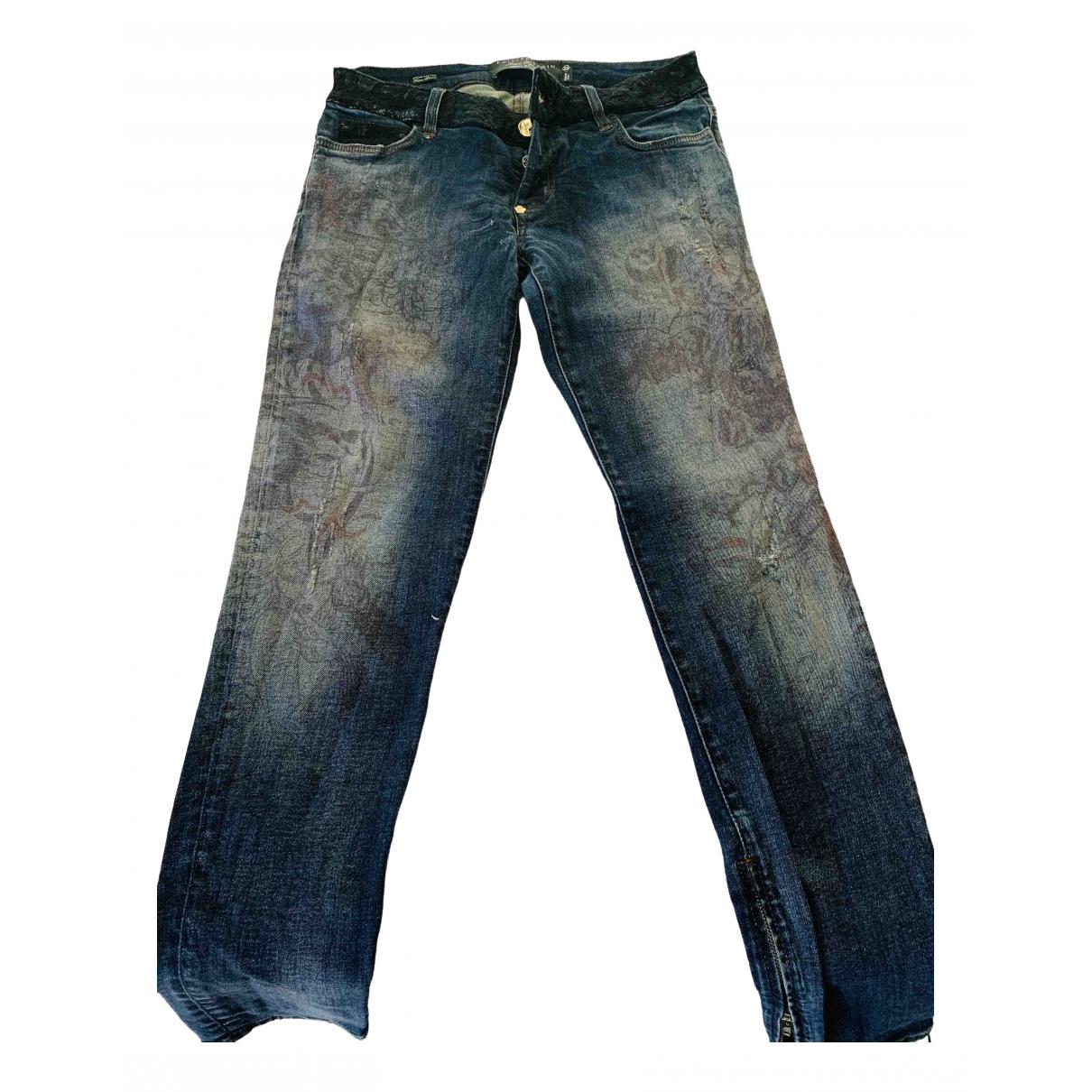 Philipp Plein \N Jeans in  Blau Denim - Jeans