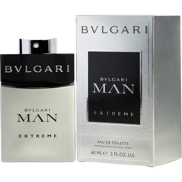 Bvlgari Man Extreme - Bvlgari Eau de Toilette Spray 60 ML