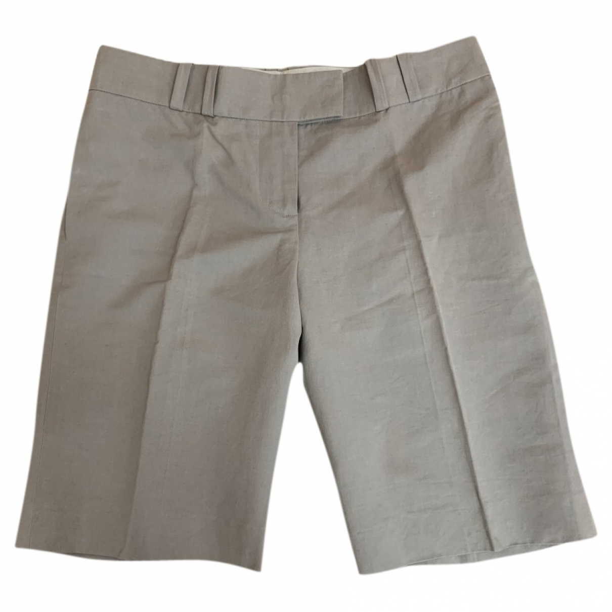 Chloé \N Cotton Shorts for Women 40 IT
