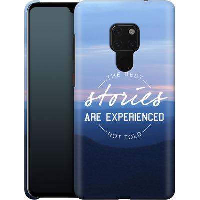 Huawei Mate 20 Smartphone Huelle - Stories von Statements