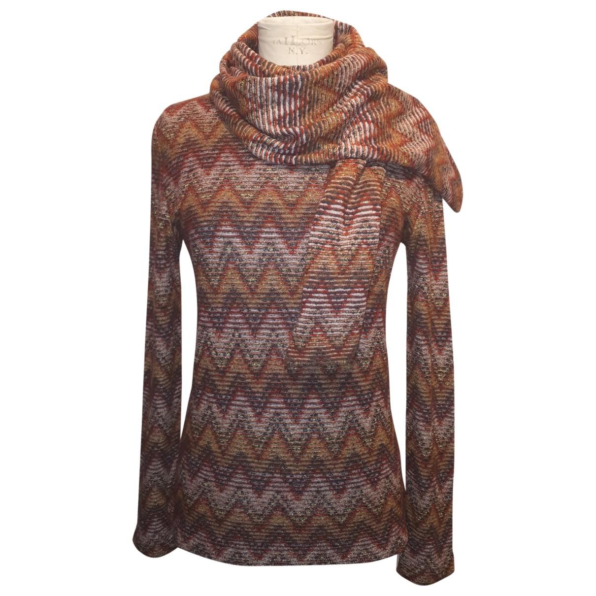 Missoni \N Multicolour Wool Knitwear for Women 44 IT