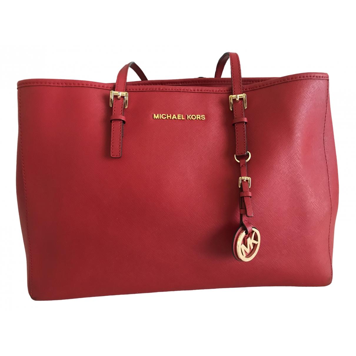 Michael Kors \N Red handbag for Women \N