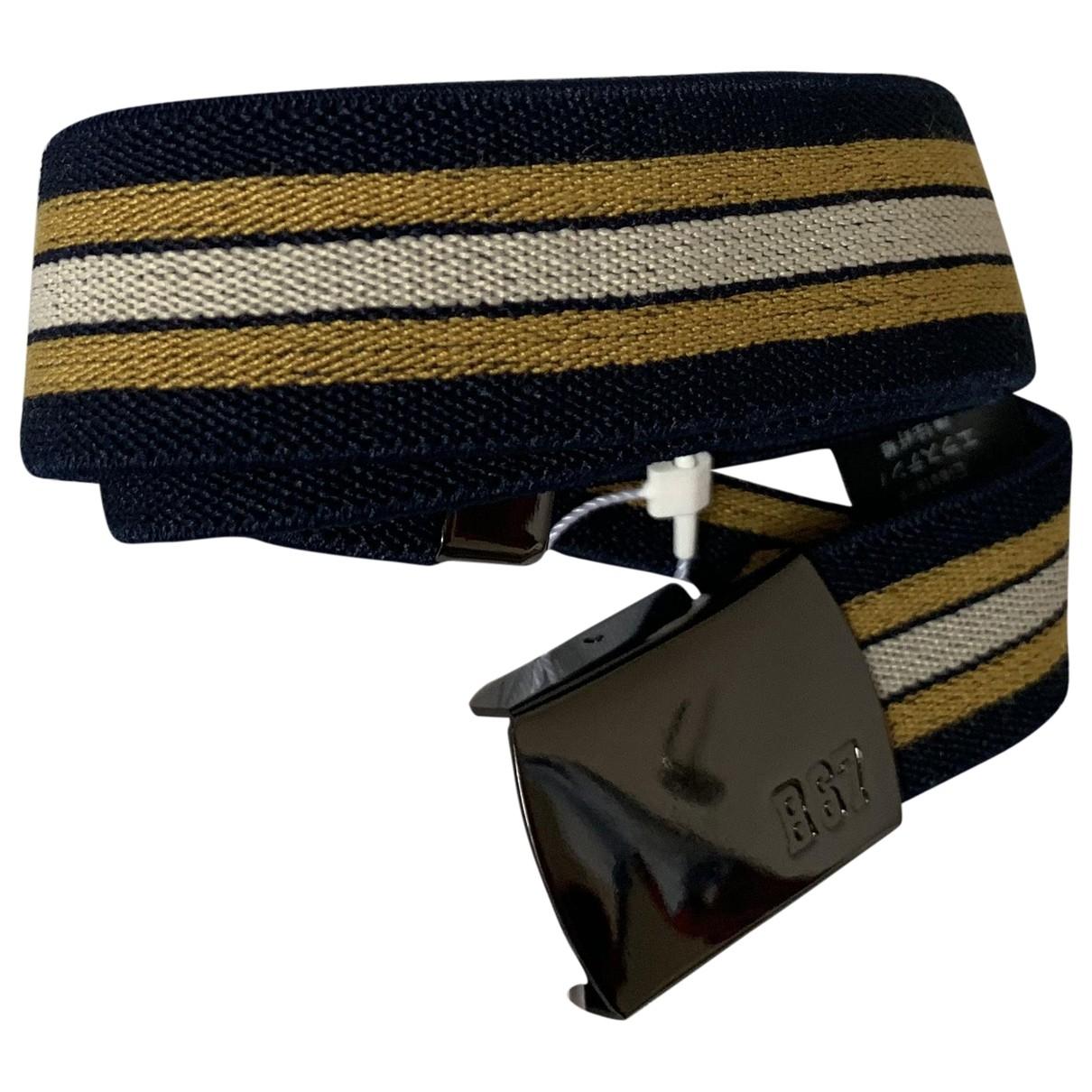 Bonpoint \N Multicolour belt.Suspenders for Kids \N