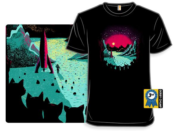 The Watchers T Shirt