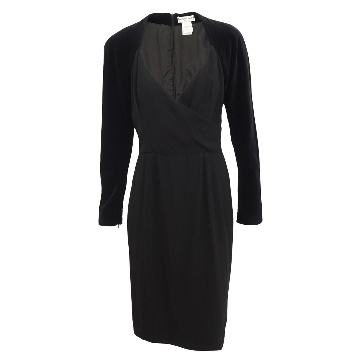 Balenciaga N Black dress for Women L International