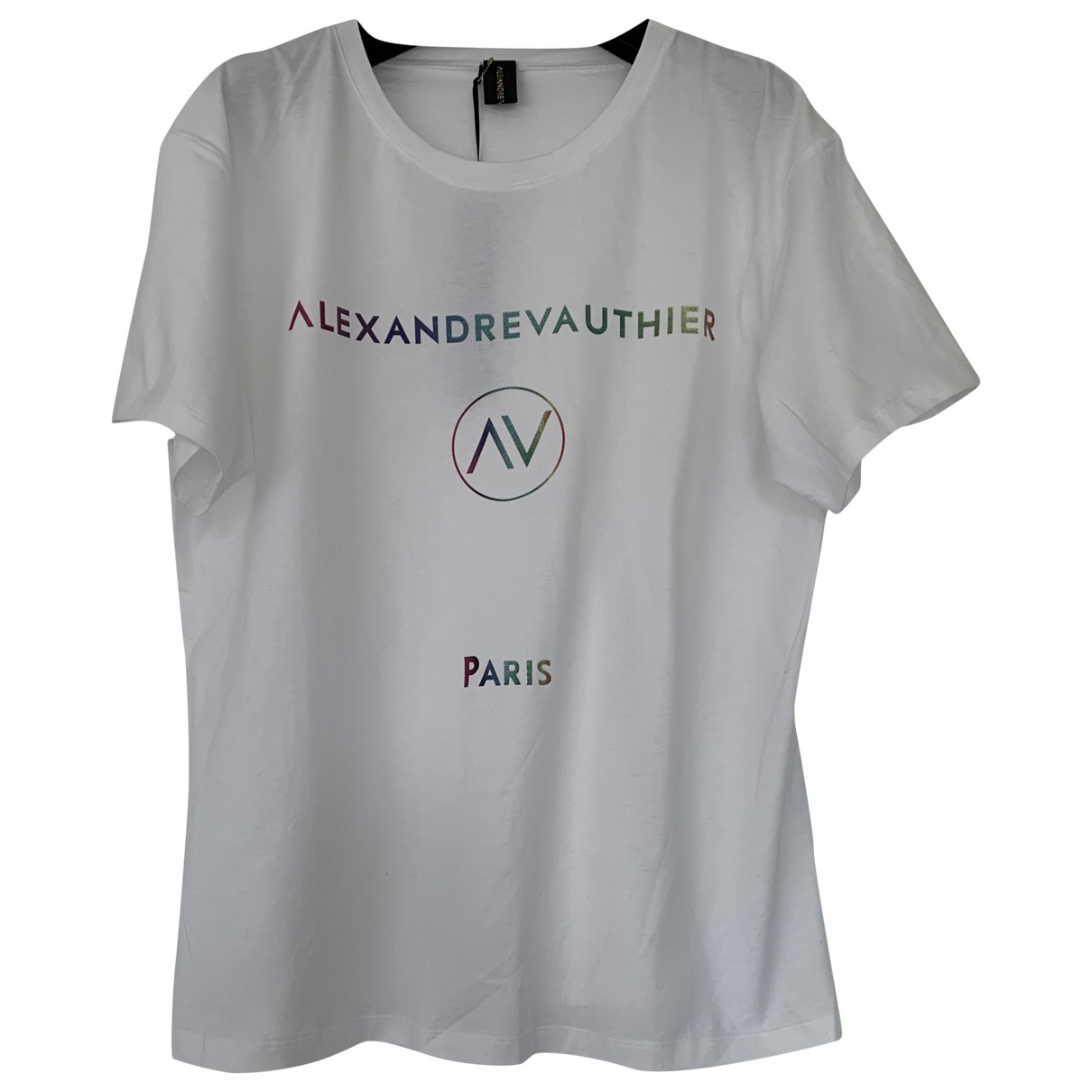 Alexandre Vauthier - Top   pour femme en coton - blanc