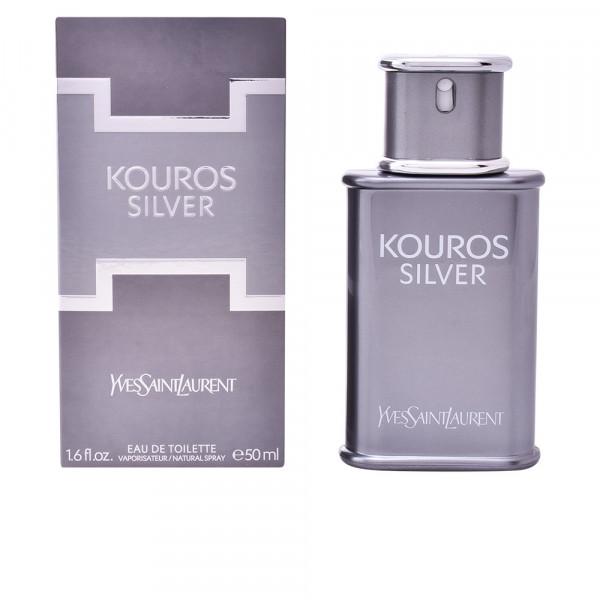 Kouros Silver - Yves Saint Laurent Eau de toilette en espray 50 ML