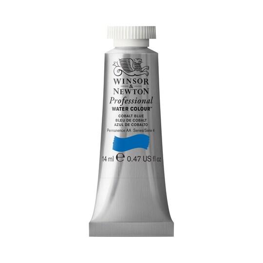 Winsor & Newton® Professional Water Colour™ Paint Tube, 14 ml in Cobalt Blue | Michaels®