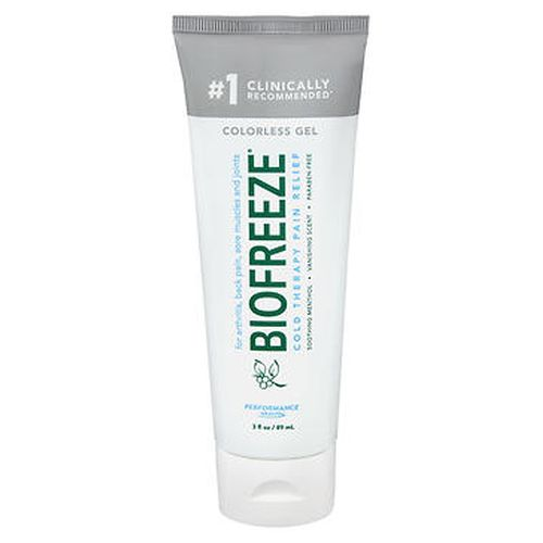 Biofreeze Pain Relieving Gel 3 Oz by Biofreeze
