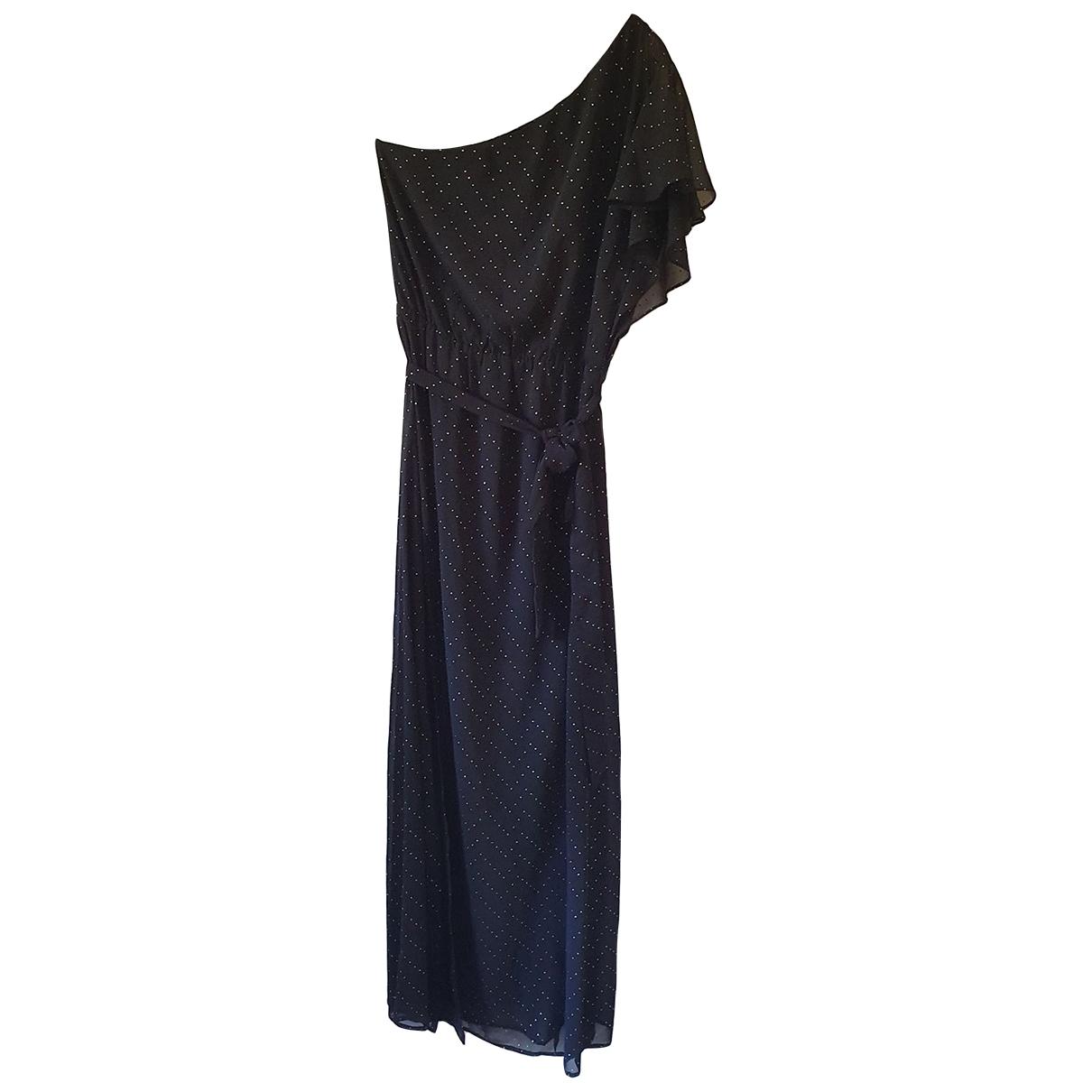 Maje Spring Summer 2019 Black dress for Women 2 US