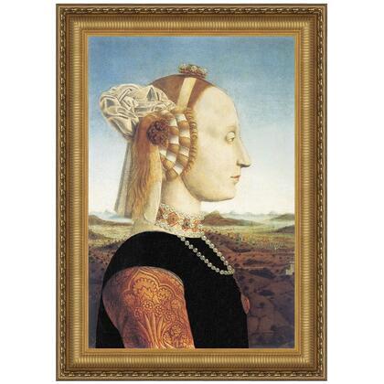 DA2942 22X29 Portrait Of Battista
