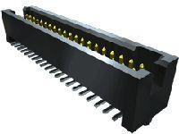 Samtec , Tiger Eye TFM, 30 Way, 2 Row, Right Angle PCB Header (25)