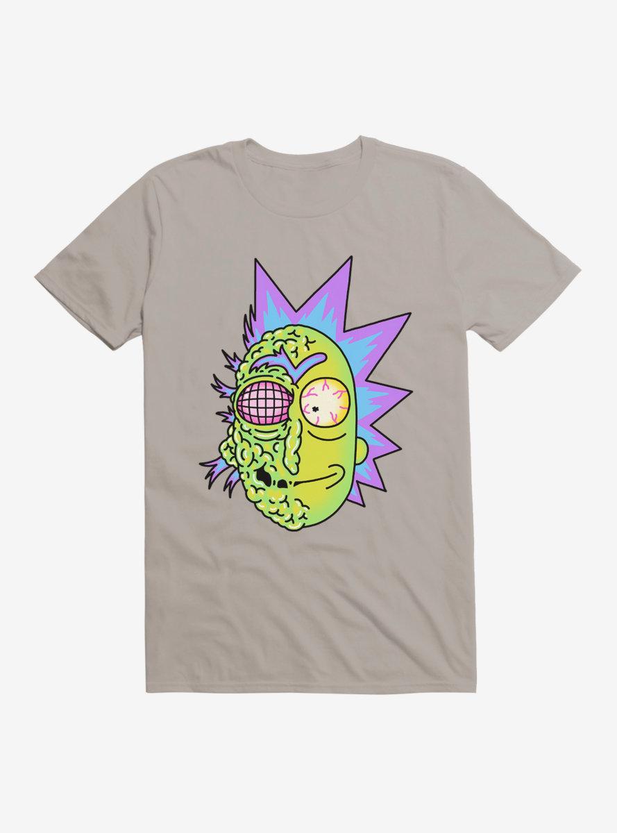 Rick And Morty Mutant Rick T-Shirt