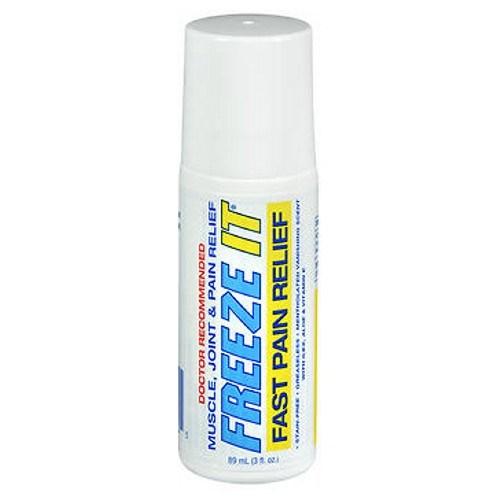 Freeze It Freeze-It Advanced Therapy Roll-On 3 oz by Freeze It