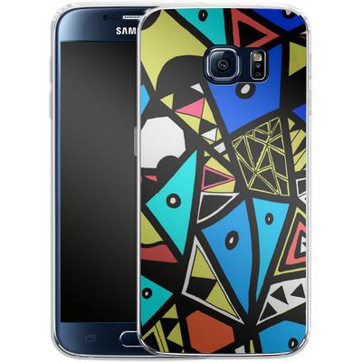 Samsung Galaxy S6 Silikon Handyhuelle - Urban Reinaissance von Barruf