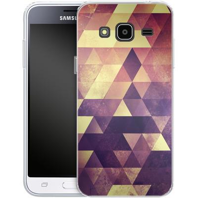 Samsung Galaxy J3 (2016) Silikon Handyhuelle - Myyk Lyyv von Spires