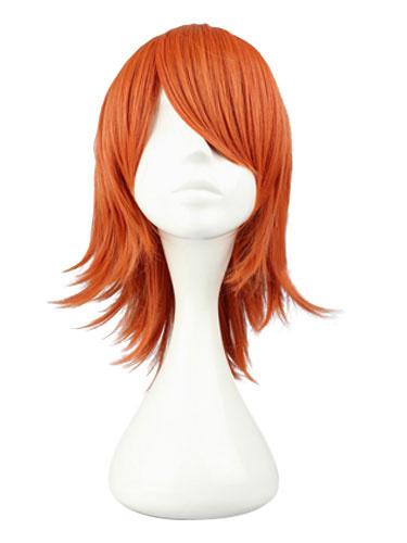 Milanoo Digital Monster Takenouchi Sora Cosplay Wig Halloween