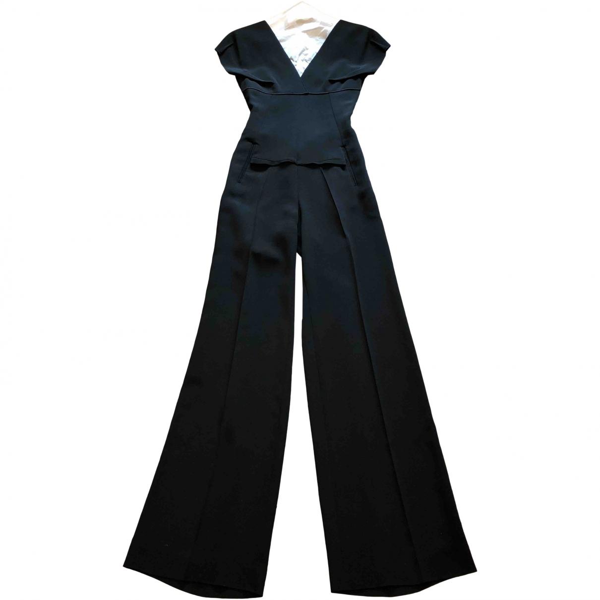 Roland Mouret \N Black jumpsuit for Women 10 UK