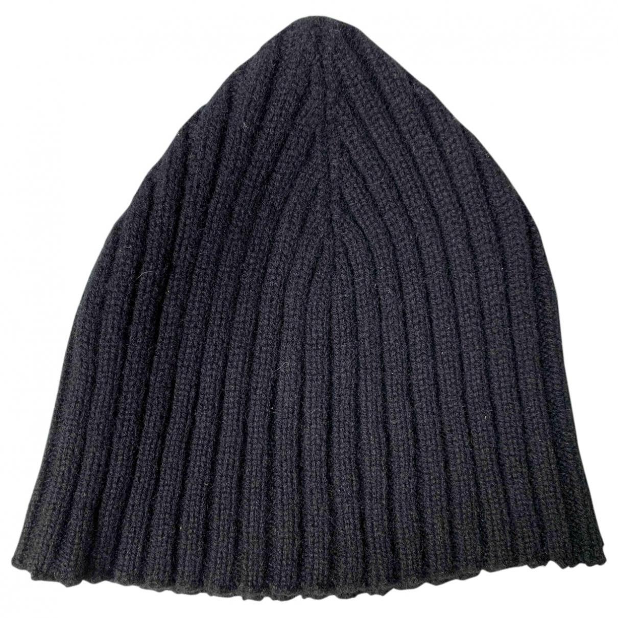Malo - Chapeaux.Bonnets.Gants   pour enfant en cachemire - noir
