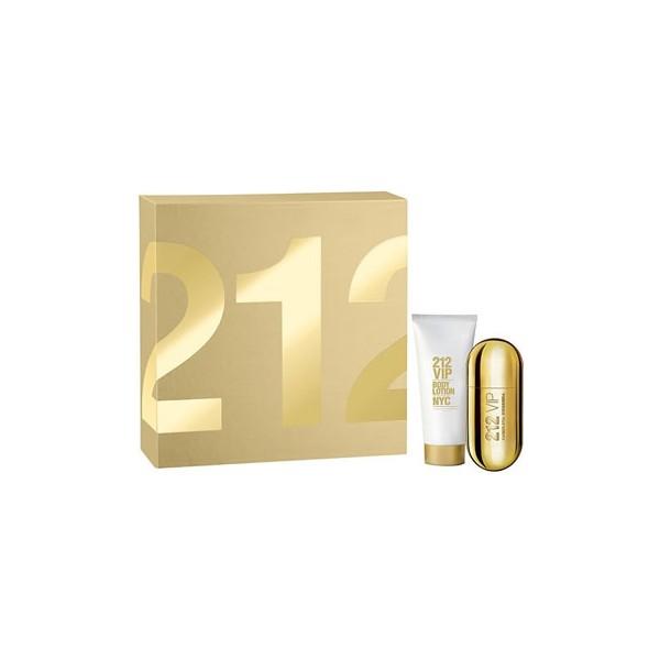 212 Vip - Carolina Herrera Estuche regalo 80 ML