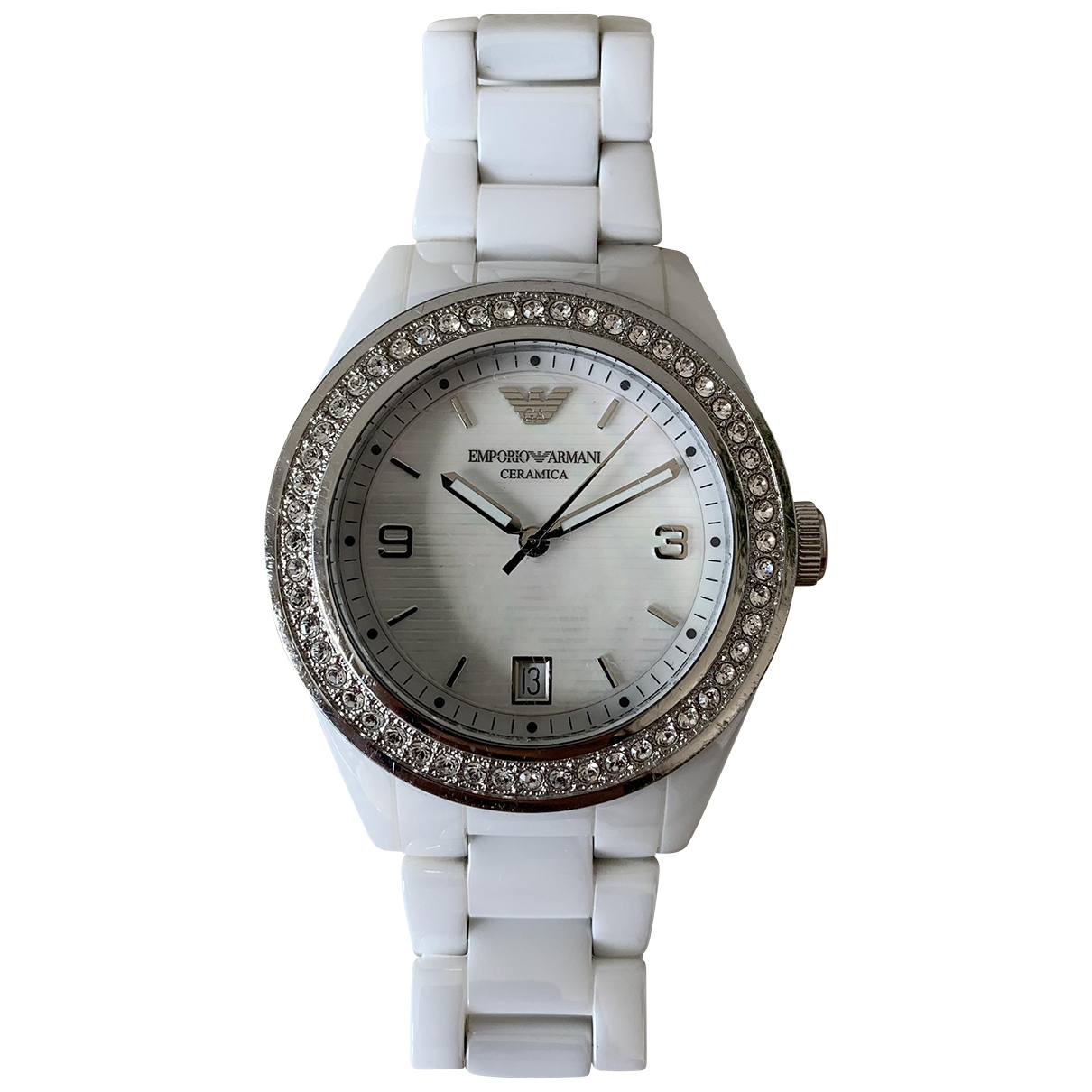 Reloj de Ceramica Emporio Armani