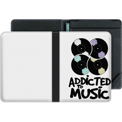 tolino vision 2 eBook Reader Huelle - Addicted To Music von Claus-Peter Schops