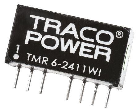 TRACOPOWER Through Hole Switching Regulator, ±3.3V dc Output Voltage, 4.6 → 32 V dc, 4.6 → 42 V dc Input