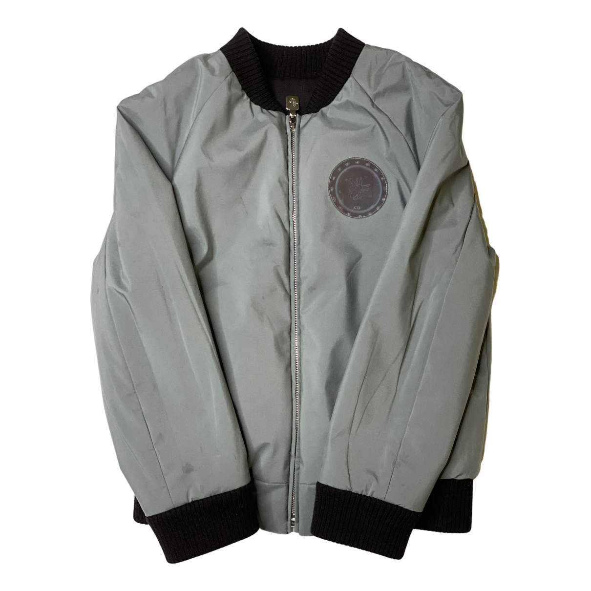 Dior N Grey Cotton jacket & coat for Kids 8 years - until 50 inches UK