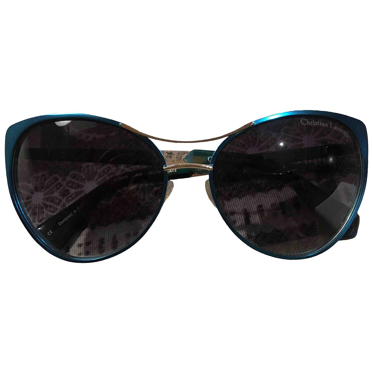 Gafas oversize Christian Lacroix