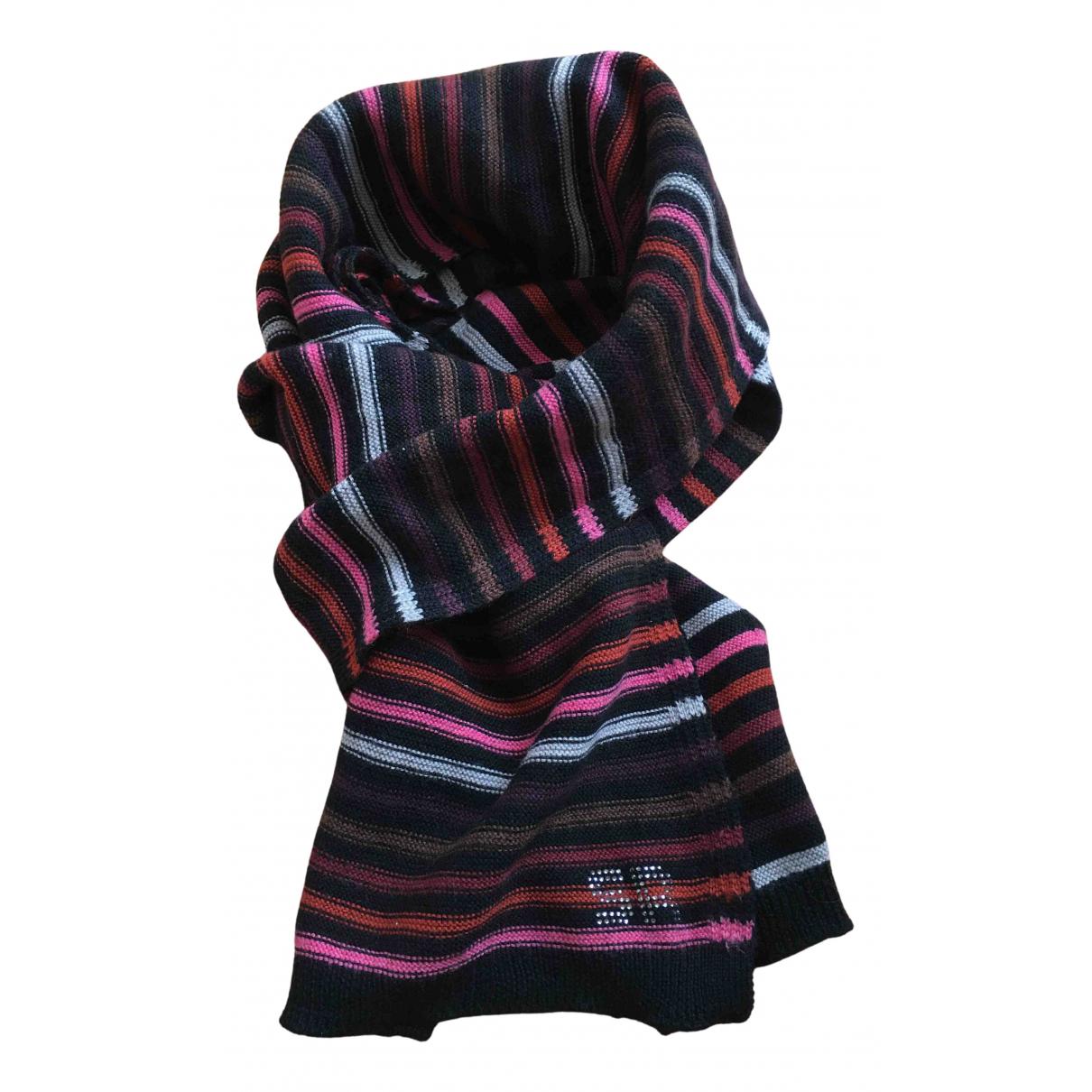 Sonia Rykiel - Foulard   pour femme en laine - multicolore