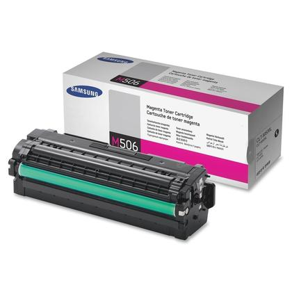 Samsung CLT-M506L Original Magenta Toner Cartridge High Yield