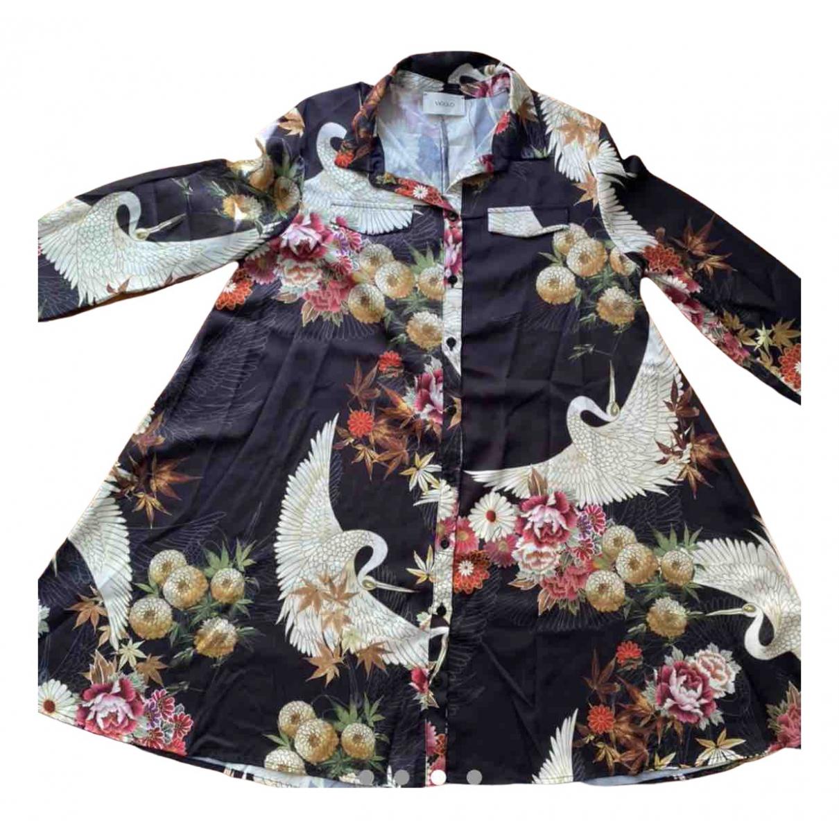 Vicolo - Robe   pour femme en coton - elasthane