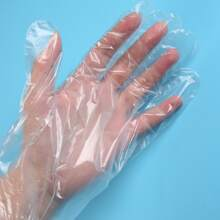 Disposable Film Gloves 30pcs