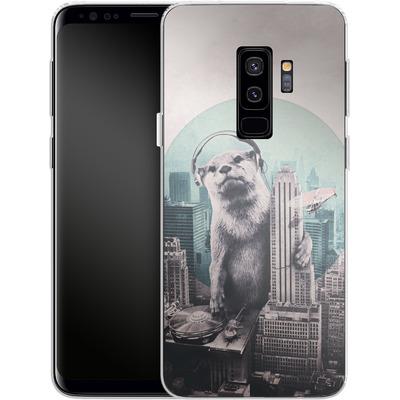 Samsung Galaxy S9 Plus Silikon Handyhuelle - DJ von Ali Gulec
